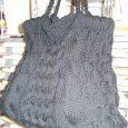 Borse di lana ai ferri schemi
