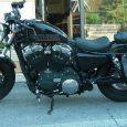Borse in pelle per moto custom