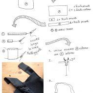 Come confezionare una borsa