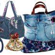 Come fare borse di stoffa