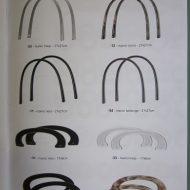 Manici in pelle per borse
