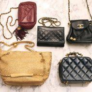 Vintage borse firmate