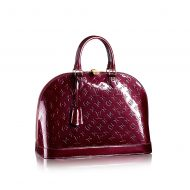 Borsa louis vuitton vernice