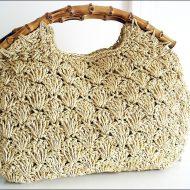 Borse lana uncinetto schemi