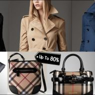 Burberry online outlet