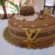 Louis vuitton torta