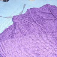 Modelli di maglie fatte a mano