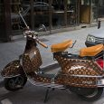 Vespa louis vuitton