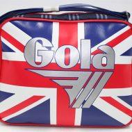 Borsa gola bandiera inglese
