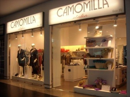 camomilla shop online