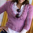 Maglie fatte a mano di lana